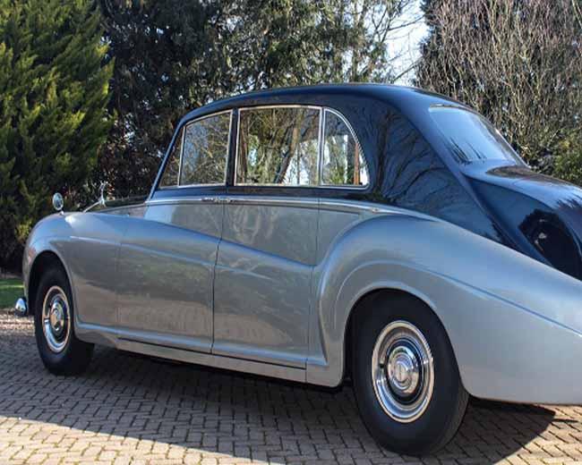 1964 Rolls Royce Phantom V